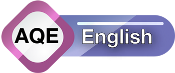 Online Transfer Tests AQE English logo