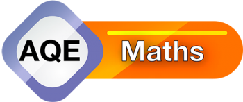 Online Transfer Tests AQE Maths Logo